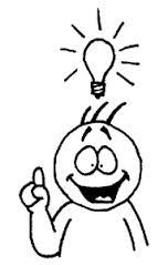 Bright idea pic
