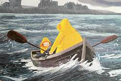 the storm whale boat