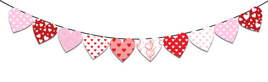 bunting-valentine-decoration-valentines-day-pattern-hearts-isolated-white-64909740